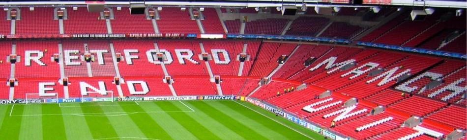 Fotballbilletter til Manchester United